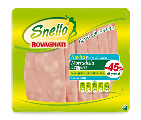 Snello Light Mortadella