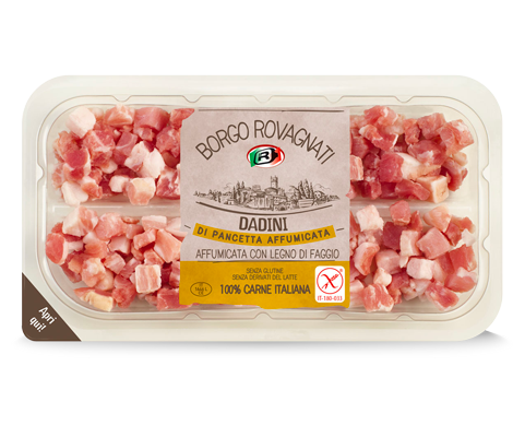 Diced Smoked Pancetta