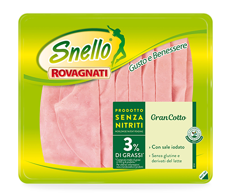 Snello GranCotto Cooked Ham