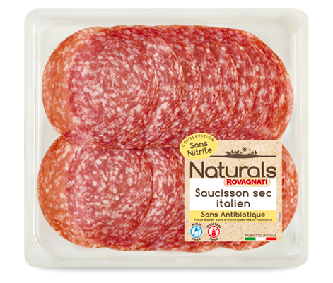 Naturals Saucisson - Take Away