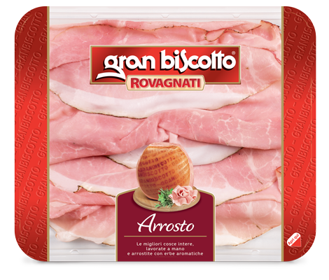 Sliced Roast Gran Biscotto