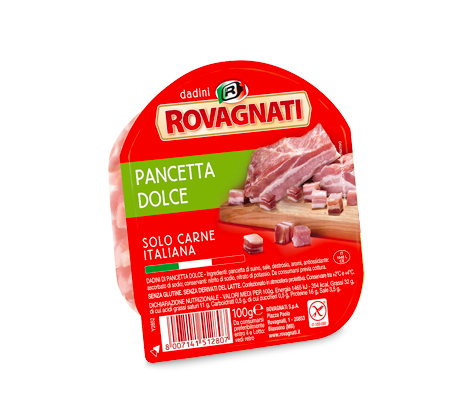 Diced Sweet Pancetta